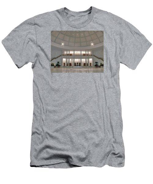 The Rotunda 8 X 10 Crop Men's T-Shirt (Slim Fit) by Mark Dodd