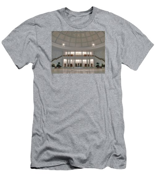Men's T-Shirt (Athletic Fit) featuring the photograph The Rotunda 8 X 10 Crop by Mark Dodd