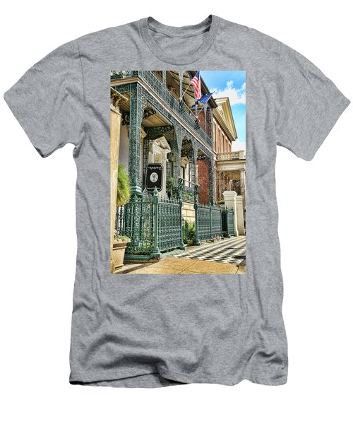 The Rutledge House Men's T-Shirt (Athletic Fit)