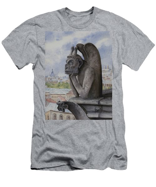 The Same Old Thing Men's T-Shirt (Athletic Fit)
