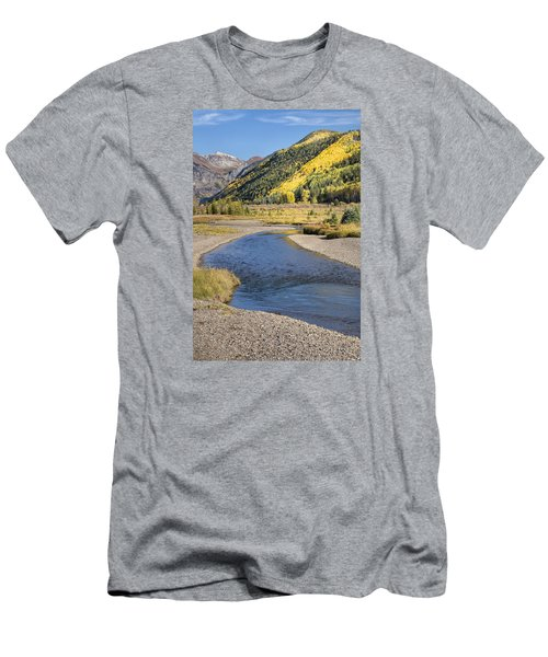The San Miguel In Autumn Men's T-Shirt (Athletic Fit)