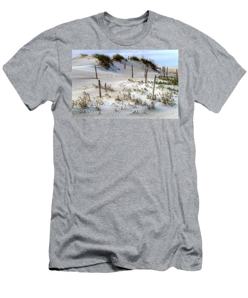 The Sands Of Obx Hdr II Men's T-Shirt (Athletic Fit)