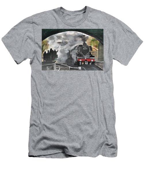 The Scotsman Men's T-Shirt (Athletic Fit)