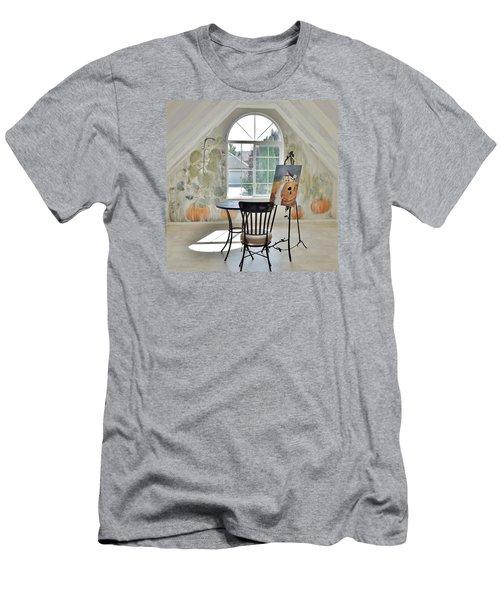 The Secret Room Men's T-Shirt (Slim Fit) by Lisa Kaiser