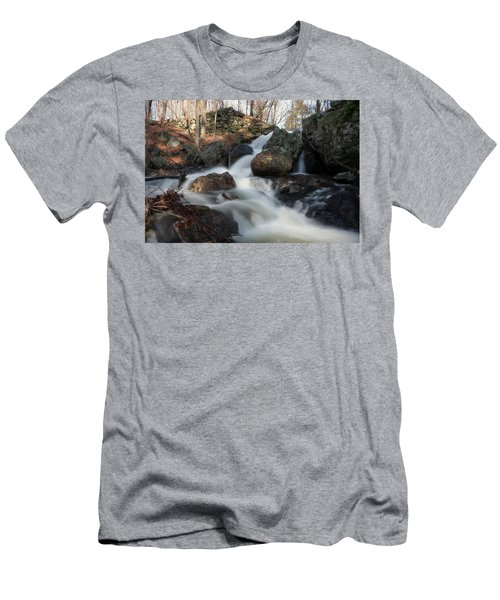 The Secret Waterfall 2 Men's T-Shirt (Athletic Fit)