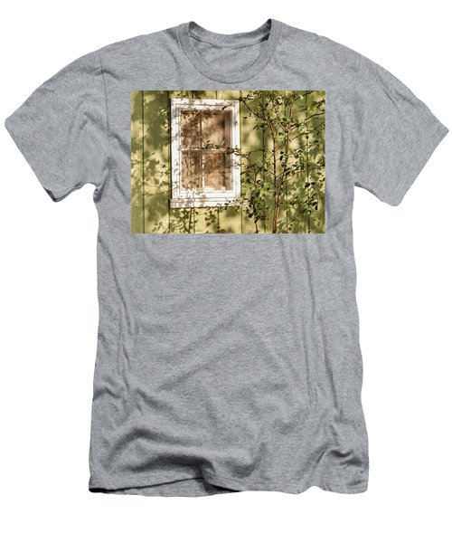The Shed Window Men's T-Shirt (Athletic Fit)