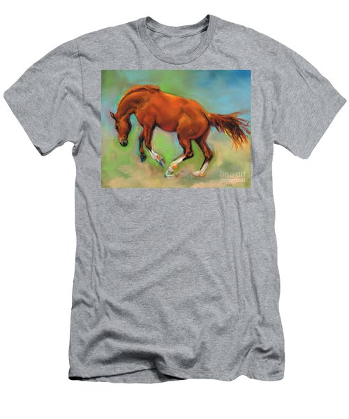 The Sheer Joy Of It Men's T-Shirt (Athletic Fit)