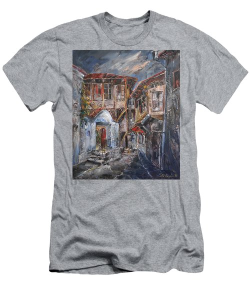The Silent Street Iv Men's T-Shirt (Athletic Fit)