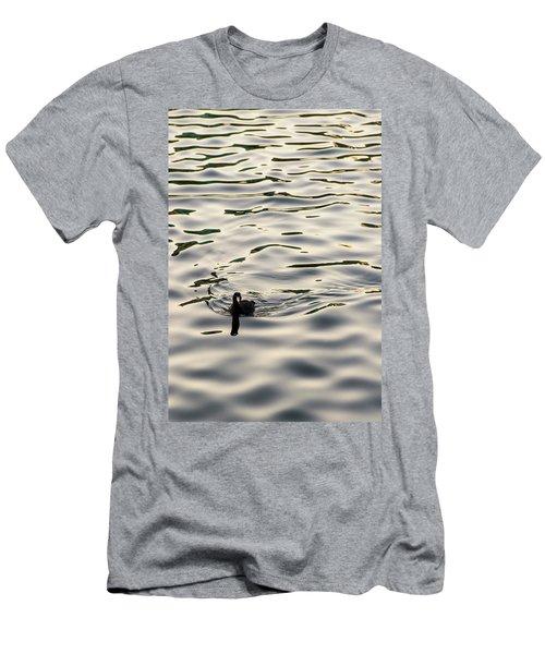 The Simple Life Men's T-Shirt (Slim Fit) by Alex Lapidus