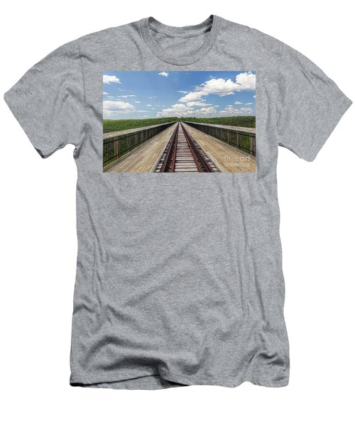 The Skywalk Men's T-Shirt (Athletic Fit)
