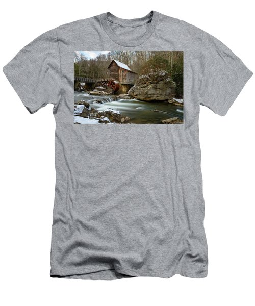 The Splendor Of West Virginia Men's T-Shirt (Athletic Fit)