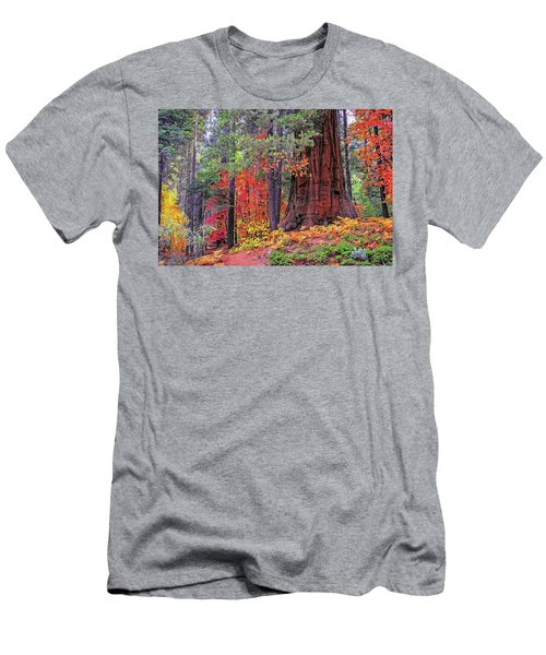 The Small And The Mighty Men's T-Shirt (Slim Fit) by Lynn Bauer