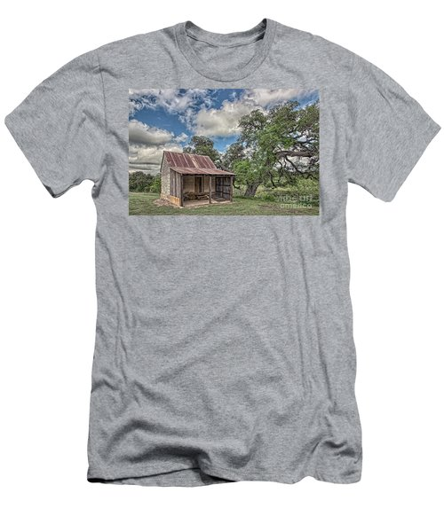 The Smoke House Men's T-Shirt (Athletic Fit)
