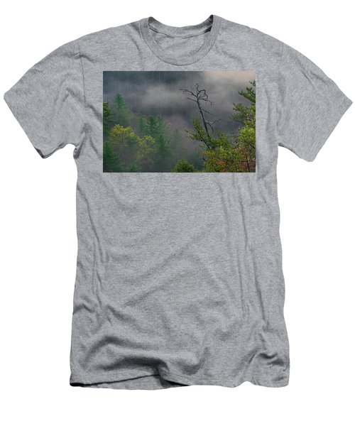 The Snag Men's T-Shirt (Slim Fit) by Ulrich Burkhalter