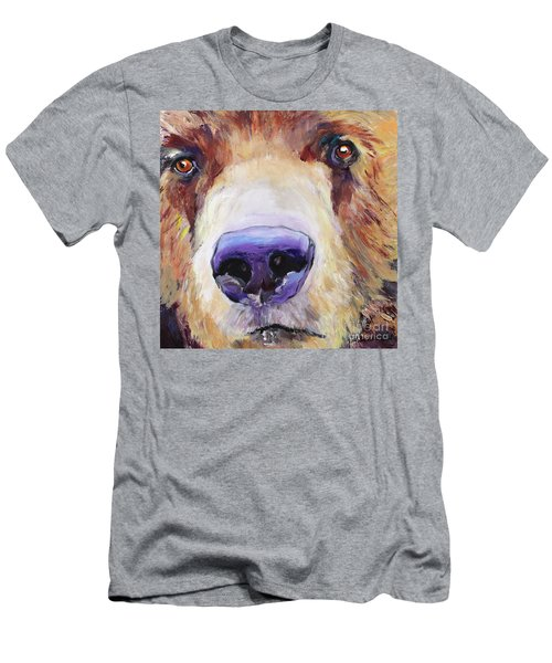 The Sniffer Men's T-Shirt (Athletic Fit)