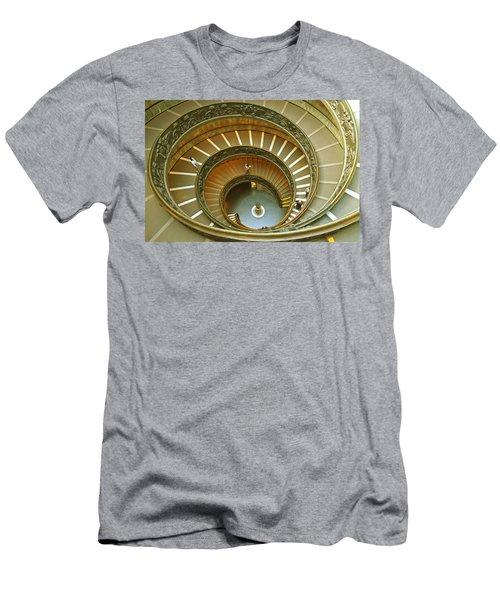 The Spiral Staircase Men's T-Shirt (Athletic Fit)