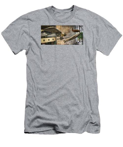 The Spirit Of Flight Men's T-Shirt (Athletic Fit)