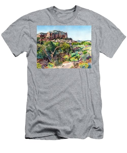 The Spirit Of Ghost Ranch Men's T-Shirt (Athletic Fit)