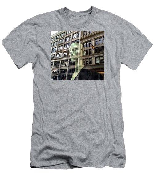 The Spirit Of San Francisco Men's T-Shirt (Athletic Fit)