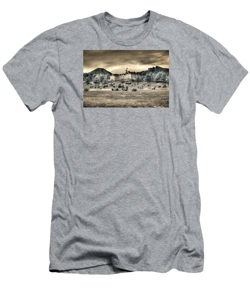 The Stanley With Elk Ir Men's T-Shirt (Athletic Fit)