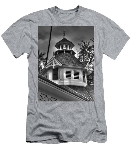 The Steeple Men's T-Shirt (Athletic Fit)