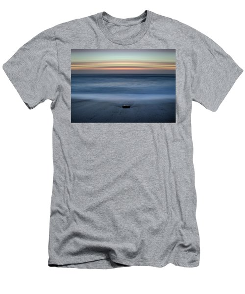 The Stone And The Sea Men's T-Shirt (Athletic Fit)