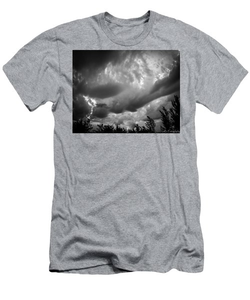 The Storm Men's T-Shirt (Athletic Fit)