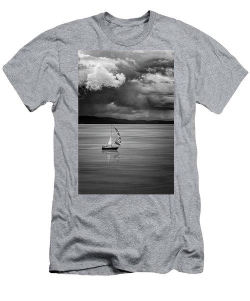 The Strait Of Georgia Men's T-Shirt (Athletic Fit)