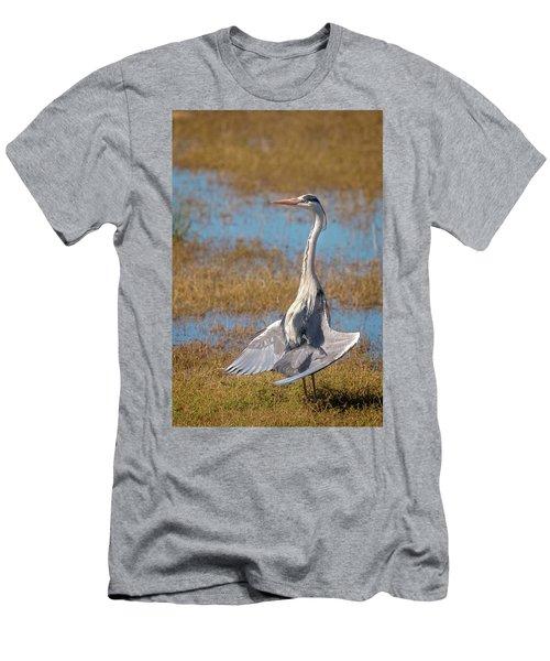 The Sunbather Men's T-Shirt (Athletic Fit)