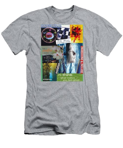 The Tao Of Life Men's T-Shirt (Athletic Fit)