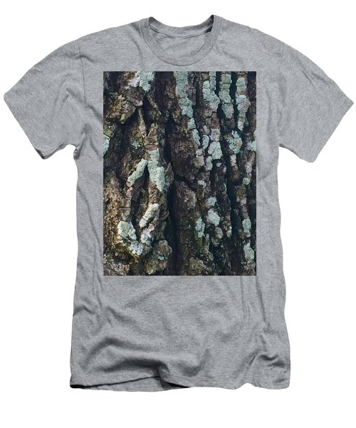 The Texture Is In The Trees1 Men's T-Shirt (Athletic Fit)