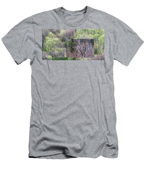 The Transition - Men's T-Shirt (Athletic Fit)