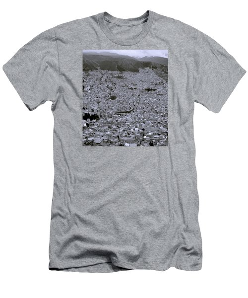 The Urban City Men's T-Shirt (Slim Fit) by Shaun Higson
