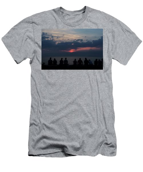 The View Men's T-Shirt (Athletic Fit)