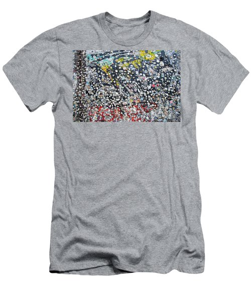 The Wall #5 Men's T-Shirt (Athletic Fit)
