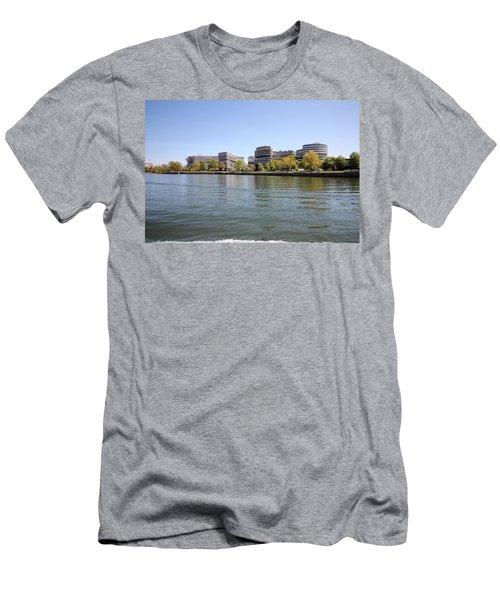 The Watergate Complex Men's T-Shirt (Athletic Fit)