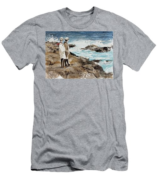 The Way We Were Men's T-Shirt (Athletic Fit)