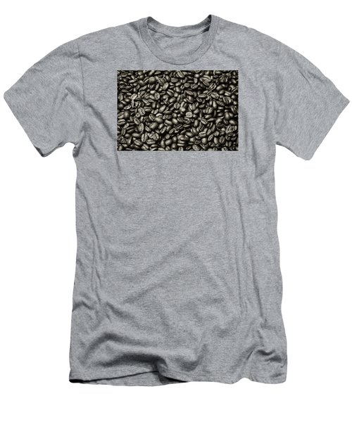 Men's T-Shirt (Slim Fit) featuring the photograph The Whole Bean by Andy Crawford