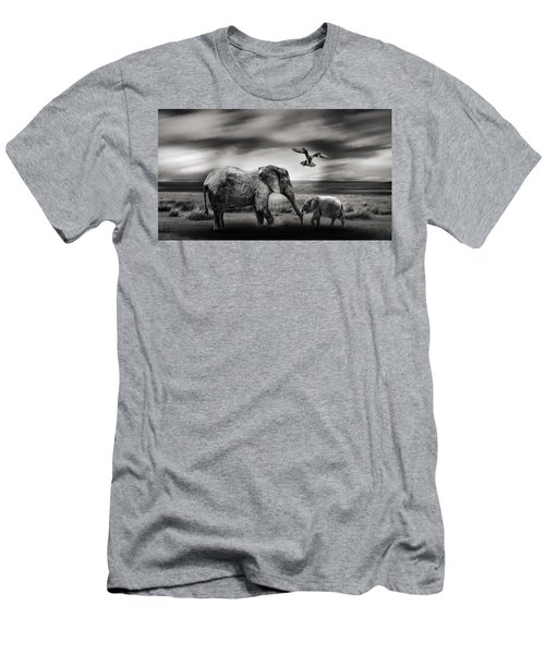 The Wild Men's T-Shirt (Athletic Fit)