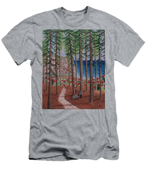 The Wood Collectors Men's T-Shirt (Slim Fit) by Hilda and Jose Garrancho