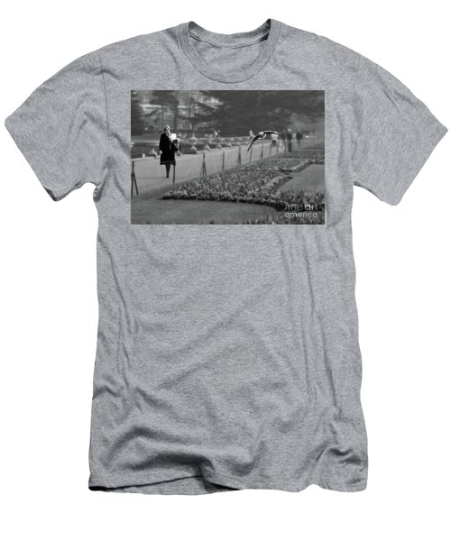 The Writers Story Men's T-Shirt (Athletic Fit)