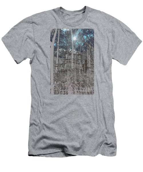 The Yard Men's T-Shirt (Slim Fit) by Jesse Ciazza