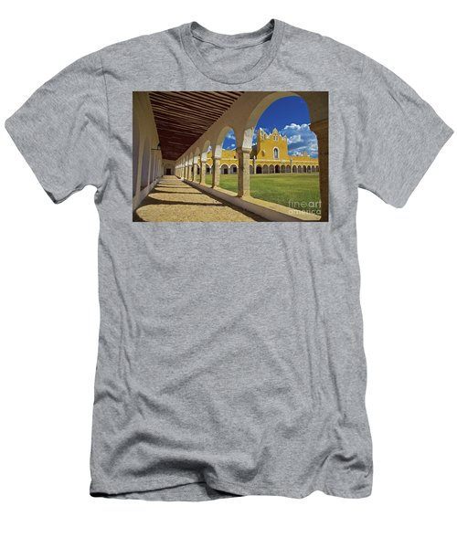 The Yellow City Of Izamal, Mexico Men's T-Shirt (Athletic Fit)