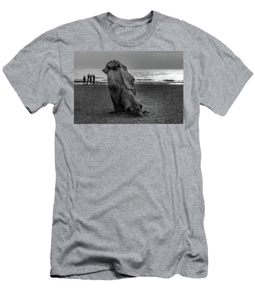 The Youth And The Horsehead Men's T-Shirt (Athletic Fit)