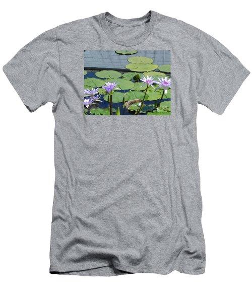 Their Own Kaleidoscope Of Color Men's T-Shirt (Slim Fit) by Chrisann Ellis
