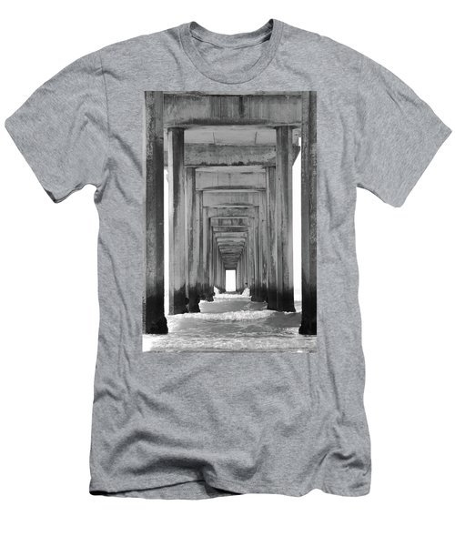 Think Outside Of The Box Men's T-Shirt (Athletic Fit)