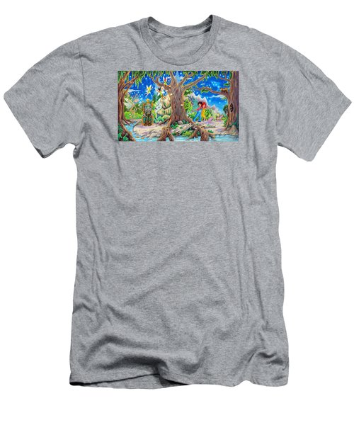 This Magical Land Men's T-Shirt (Athletic Fit)
