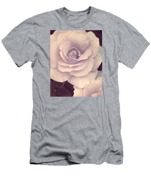 Men's T-Shirt (Slim Fit) featuring the photograph This Sweet Romance by The Art Of Marilyn Ridoutt-Greene