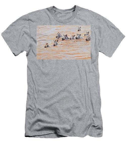 This Way Mum Men's T-Shirt (Athletic Fit)