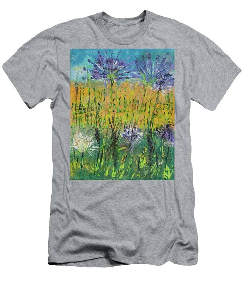 Thistles Too Men's T-Shirt (Athletic Fit)